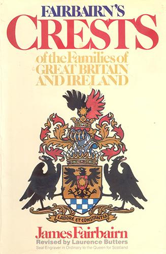 James Fairbairn Crests