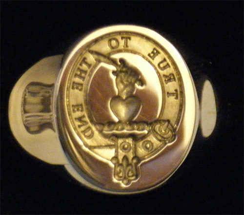 Orr Family Signet Ring - 21st. Century Version