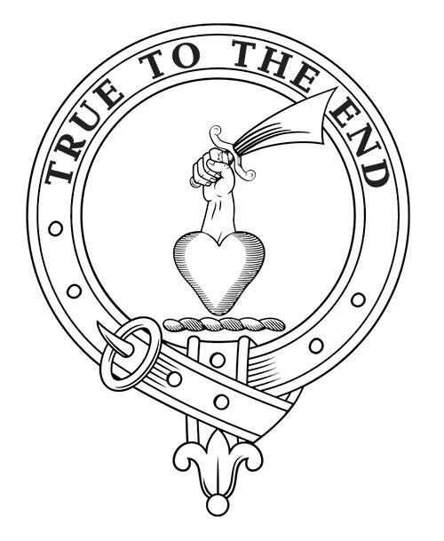 Orr Family Crest Re drawn