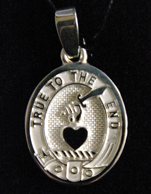Orr Clan Badge- Pendant Version