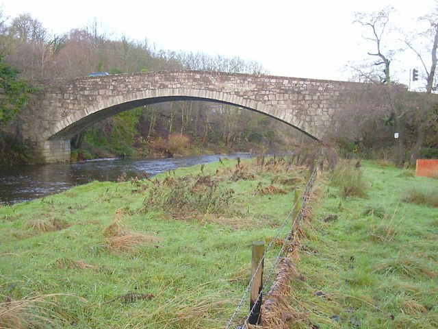 Buittle Bridge – River Urr