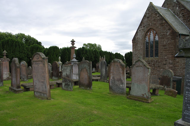 Urr Church Grave Yard