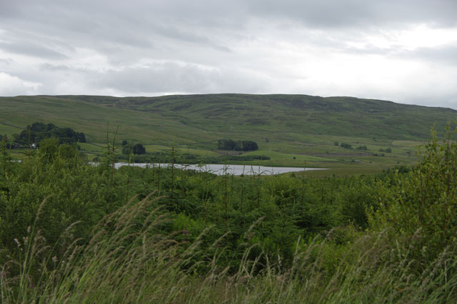Loch Urr – North Side – 2