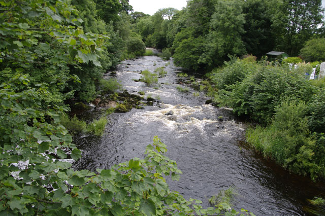 River Urr – Third Bridge View
