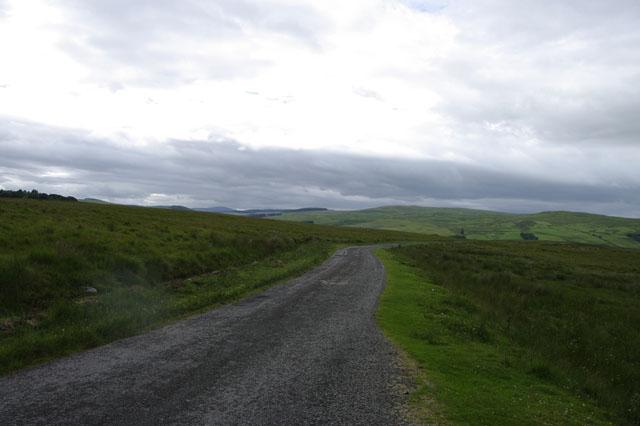 Loch Urr Fells